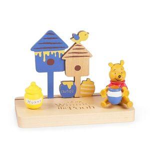 Winnie The Pooh Wooden Card Holder